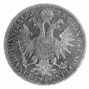 talar 1858, Wiedeń, j.w., Her. 443.