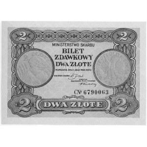 2 złote 1.05.1925, Pick 47