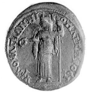 AE-28- Nikopolis ad Istrum, Aw: Popiersie w prawo i nap...