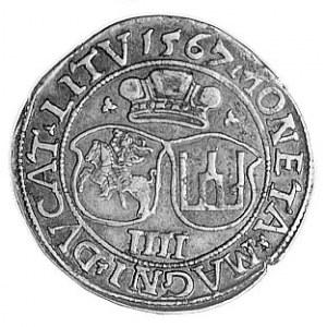 czworak 1567, Wilno, j.w., Gum. 624, Kurp. 858 R.