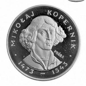 100 złotych 1973, Mikołaj Kopernik (mała głowa), napis ...