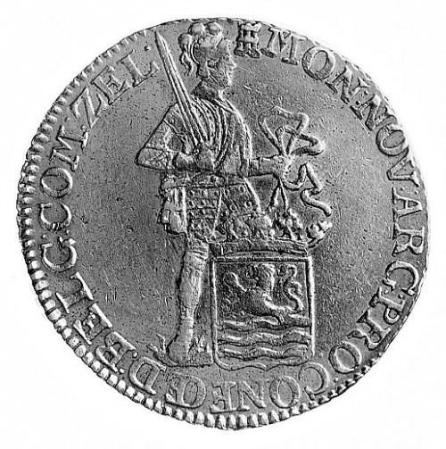 Silver dukat 1798, Zelandia, j.w., Delm.976 R1, Dav.184...