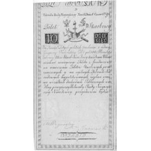 10 złotych 8.06.1794, Pick A2