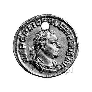 aureus, Aw: Popiersie w wieńcu w prawo i napis: IMP C P...