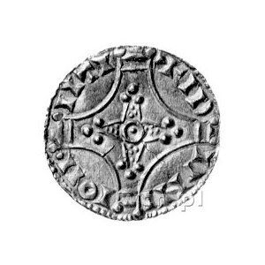Sven Esteridsen 1047- 1075, denar, mennica Roskilde, Aw...