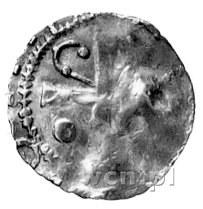 Otto II-III 973- 1002, denar, Aw: j.w., Rw: j.w., Dbg. ...