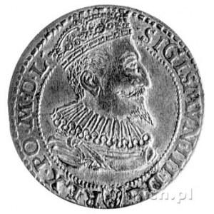 szóstak 1596 Malbork, Kurp. 1430, Gum. 1151.