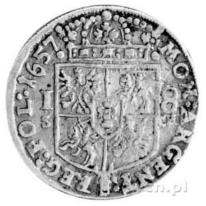 ort 1657, Kraków, Kurp. 397, Gum. 1750.
