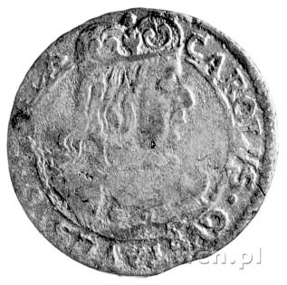 szóstak 1658, Elbląg, okupacja szwedzka, popiersie król...