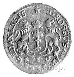 trojak 1760, Gdańsk, Kam. 941 R2, Merseb. 1803.