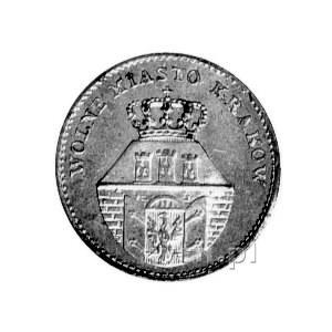 5 groszy 1835, Wiedeń, Plage 296, wyśmienity stan zacho...