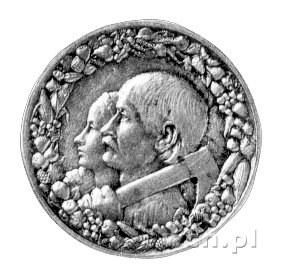 10 złotych 1925, Dwie głowy, Parchimowicz P-150 b, wybi...