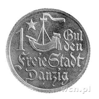 1 gulden 1923, Utrecht, Koga.