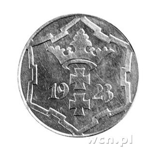 10 fenigów 1923.