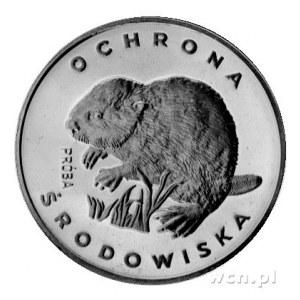 100 złotych 1978, Bóbr.
