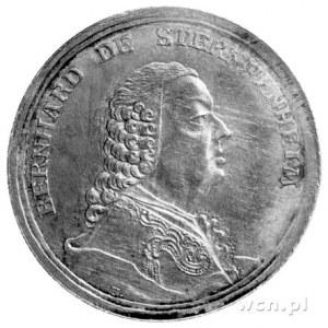 medal sygnowany H. wybity z okazji śmierci dyrektora gi...