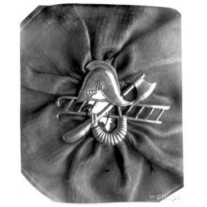 złota odznaka honorowa Ochotniczej Straży Pożarnej, Gub...