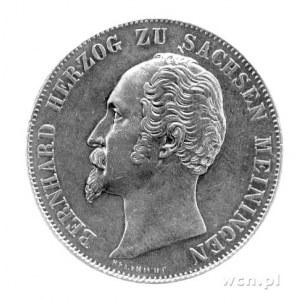 podwójny gulden 1854, Thun 378.