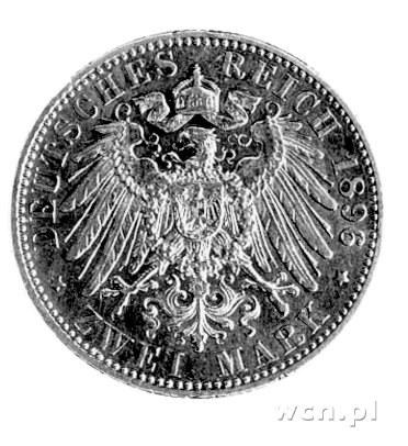 2 marki 1896, J. 168.