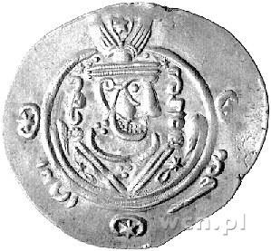Tabaristan- Yahya ben al-Havasi, pół dirhema (783 r), A...