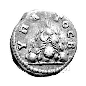 Cezarea w Kapadocji- didrachma, Aw: Popiersie w prawo i...