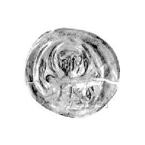 brakteat typu ratajskiego; Głowa na wprost, Fbg 74, 0.1...