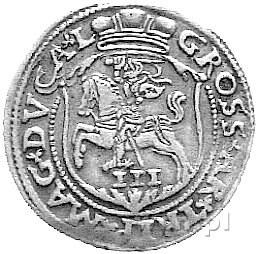 trojak 1563, Wilno, Kurp. 828 R, Gum. 622.