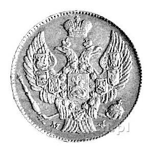 20 kopiejek = 40 groszy 1842, Warszawa, Plage 389, ładn...