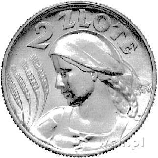 2 złote 1936, Londyn, kropka po roku.
