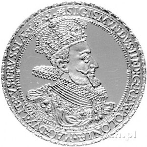 kopia donatywy gdańskiej z 1614 roku wykonana przez Men...