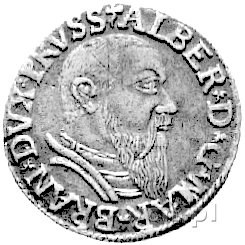 trojak 1542, Królewiec, Neuman 43, Bahr. 1180.