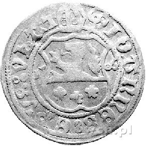 grosz 1506, Nysa, Fbg. 776h.