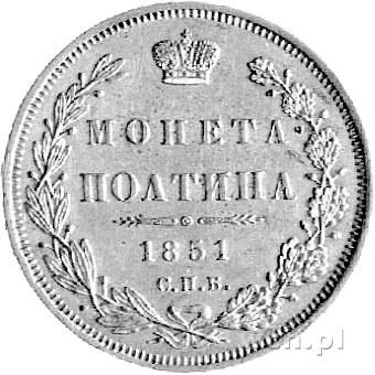 połtina 1851, Petersburg, Uzdenikow 1687.