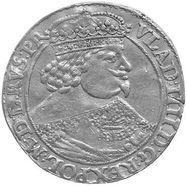 dukat 1639, Gdańsk, H-Cz. 1802 R2, Fr. 15, minimalne us...