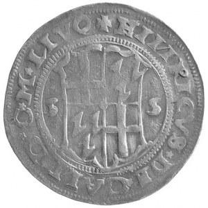 1/2 marki 1555, Neumann 264 b, Fedorow 432, wspólna emi...