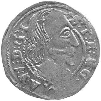 3 krajcary 1606, Cieszyn, F.u.S. 2996
