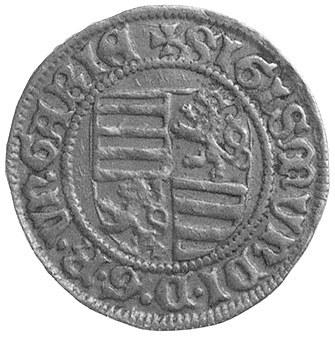 goldgulden (1429-1436), Aw: Tarcza herbowa i napis, Rw:...