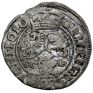 grosz 1596, Bydgoszcz, Kurp. 275 R5, Gum. 918, T. 18, t...