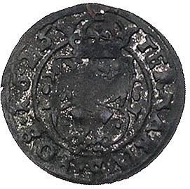 trzeciak 1626, Poznań, Kurp. 1823 R2, Gum. 1483, zachow...