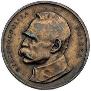 100 marek (bez nazwy) 1922, Józef Piłsudski, Parchimowi...