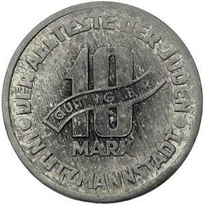 10 marek 1943, Łódź, aluminiomagnez, Parchimowicz 15.c