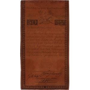 50 złotych 8.06.1794, seria A, Miłczak A4, Pick A4