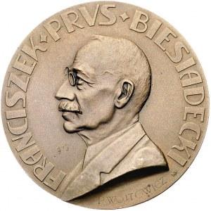 Franciszek Prus Biesiadecki- medal autorstwa Piotra Woj...