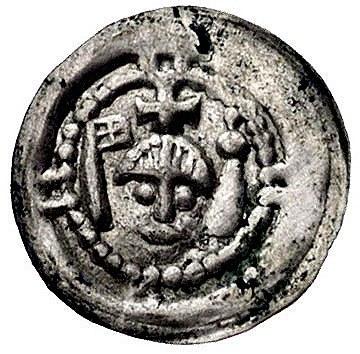 Henryk II Pobożny lub Bolesław I Łysy 1237-1241-1278, b...