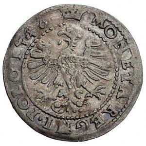 grosz 1546, Kraków odmiana napisu POLO, Kurp. 59 (R), G...