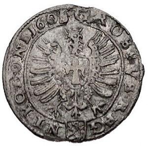 zestaw groszy 1604 i 1605, Kraków, Kurp. 321 (R1) i 323...