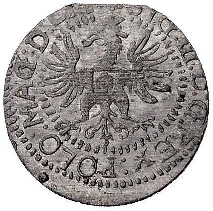grosz 1615, Wilno, Kurp. 2092 (R5), Gum. 1321, T. 6, rz...