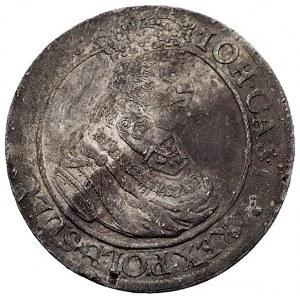 ort 1662, Gdańsk, Kurp. 872 (R), Gum. 1913