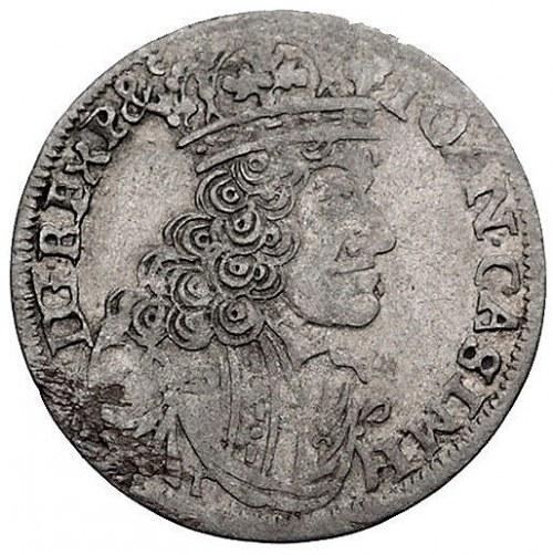 zestaw szóstaków 1657, Kraków i 1662, Lwów, Kurp. 151 i...
