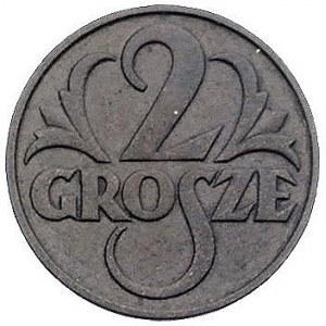 2 grosze 1933, Warszawa, Parchimowicz 102 h